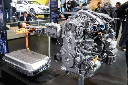 Salone di Francoforte 2019, IAA: le foto di motori e powertrain elettrici [gallery] (4)