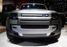 Land Rover al Salone di Francoforte 2019 [Video]