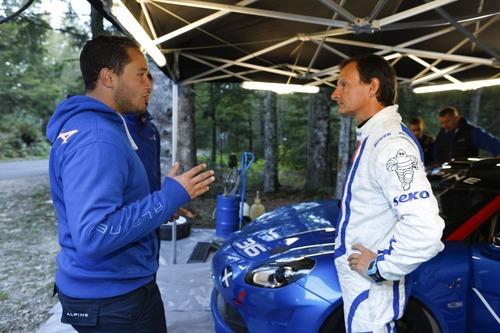 Alpine A110 Rally, 300 CV per correre come ai vecchi tempi (7)