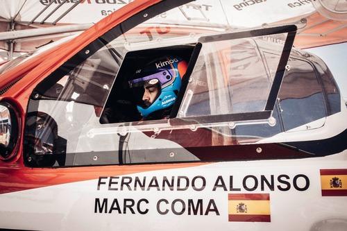 "Dakar 2020. Confirmado. Coma-Alonso-Toyota… ma Nani ""Sensacion"" Roma con Borgward! (3)"