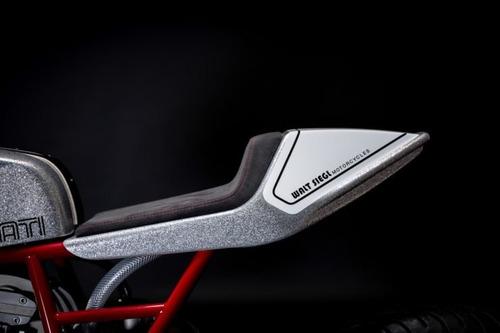 Walt Siegl Bedeveled: special da pista con motore carter quadri Ducati 900 SS (7)