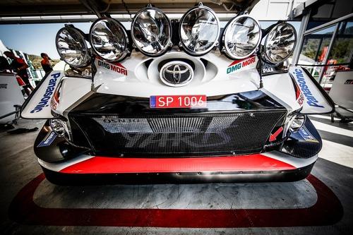 WRC. Toyota Connected e Gazoo Racing. Connessione, mentalità Kaizen, Auto e Futuro… nel Presente (7)