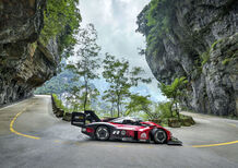 Volkswagen ID.R: il video del record sulla Tianmen Mountain