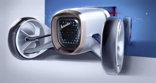 Vision Mercedes Simplex: omaggio al passato, pensando al futuro (6)