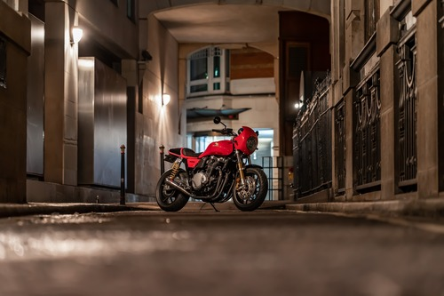 "Honda CB1100 RS ""5Four"". Serie limitata targata UK (2)"