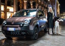 """Quando Fiat Panda 2020 """"veste"""" Trussardi resta sempre Panda, per fortuna [video & foto gallery Ava Max]"""