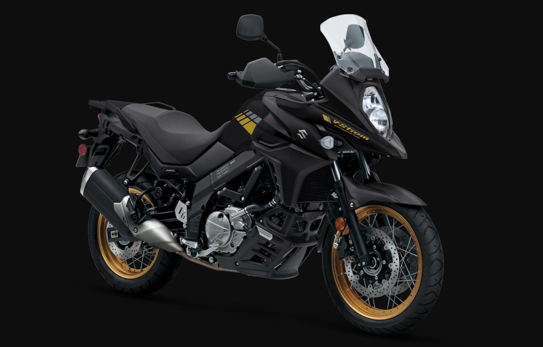Suzuki V-Strom 650 2020: nuove colorazioni