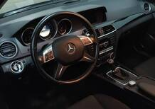 Mercedes-Benz Classe C 200 BlueEFFICIENCY Avantgarde del 2011 usata a Comiso