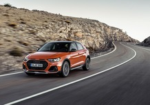 Audi A1 Citycarver, i prezzi: si parte da 23.950 euro