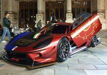"""ATS Corsa RR Turbo, una GT da corsa """"old school"""""""