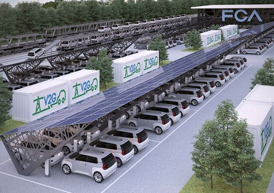 Mobilità elettrica: firmato accordo tra Terna e Fca