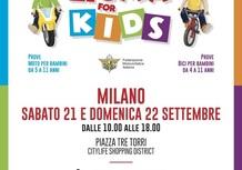 EICMA for Kids: CityLife e Piazza Città di Lombardia