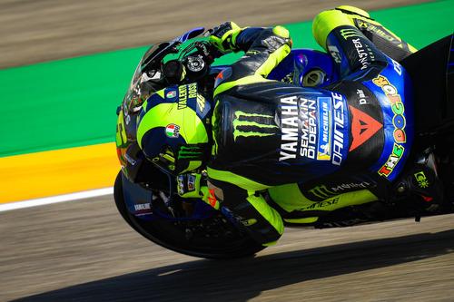 MotoGP 2019. Marc Marquez, pole con brivido ad Aragon (6)