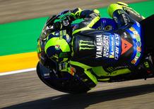 MotoGP 2019 ad Aragon. Valentino Rossi: Yamaha sorpresa positiva, ma il podio è blindato