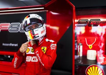 F1, GP Singapore 2019, Vettel: «La mia forza? Il sostegno dei fan»
