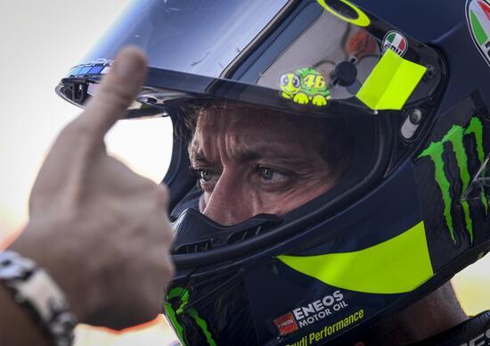 MotoGP 2019 ad Aragón. Valentino Rossi: Serve un'idea giusta