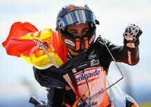 GP di Aragón 2019. A Brad Binder la Moto2, Arón Canet riapre la Moto3