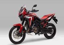 Honda Africa Twin CRF 1100 L DCT (2020)