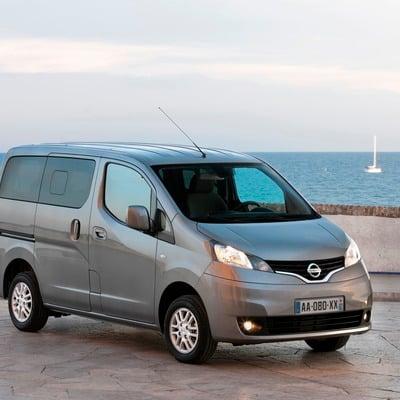 Nissan Nv200 Evalia 1 5 Dci 110 Cv 08 2017 03 2020 Prezzo E Scheda Tecnica Automoto It