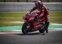 MotoGP 2019: Petrucci e il peso dei piloti