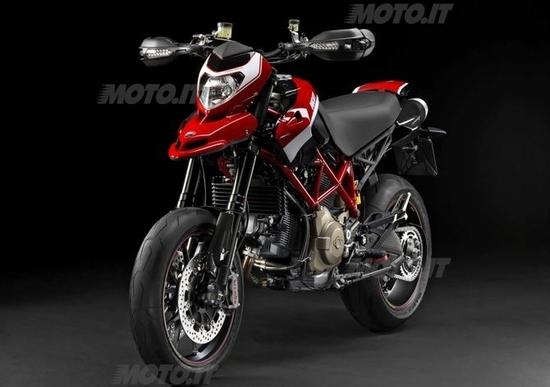 Ducati Multistrada e Hypermotard: le novità 2012