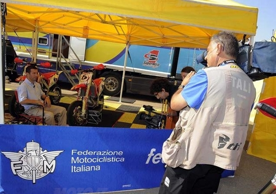 """Supermoto delle Nazioni. Il Team manager Pignotti: """"Puntiamo al podio"""""""