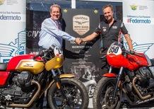 Moto Guzzi Fast Endurance: con FMI per la seconda edizione