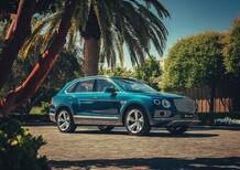 Bentley Bentayga Hybrid: il luxury SUV è ora anche plug-in