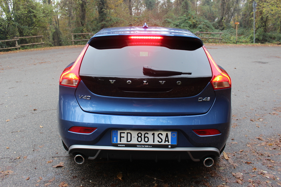 Volvo V40 T2 Geartronic Business Plus (5)