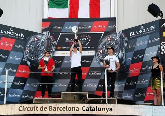SRO E-Sport GT Series: Franczak vince la finalissima