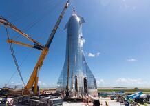 Elon Musk presenta Starship, il razzo che ci porterà su Marte [Video]