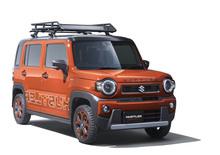 Suzuki: quattro prototipi elettrificati al Salone di Tokyo 2019