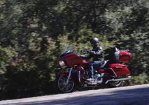 Harley Davidson, le novità Touring 2020, l'RDRS e H-D Connect