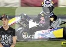 GP di Phillip Island. In pista con Andrea Dovizioso
