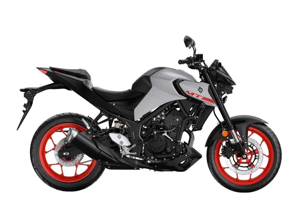 Yamaha MT-03 (2020) (2)