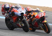 MotoGP. I temi del GP di Thailandia 2019