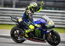 """MotoGP. Valentino Rossi: """"Bene nel giro secco, meno sulla distanza"""""""