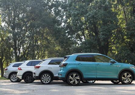 SUV e Crossover, Quale scegliere tra i modelli della T-Family Volkswagen?