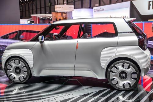 Fiat Centoventi pronta da ordinare su sito Fiat? Prove di configuratore online per la nuova Panda EV del 2021 [Foto gallery e Video] (2)