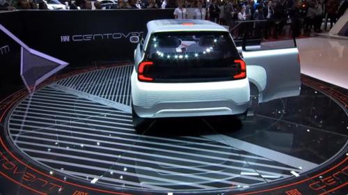 Fiat Centoventi pronta da ordinare su sito Fiat? Prove di configuratore online per la nuova Panda EV del 2021 [Foto gallery e Video] (5)