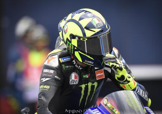 MotoGP in Thailandia. Valentino Rossi: La Yamaha non deve farsi scappare Quartararo