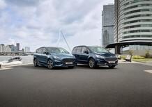 Ford S-MAX e Galaxy: restyling per le familiari