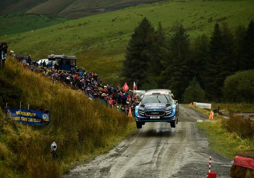 WRC 2019 Galles. Ott Tanak e Toyota Spietati! (2)