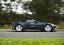 Aston Martin Vantage Roadster 2020: ecco come sarà