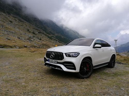 Mercedes GLE Coupé 2020: primo contatto con il SUV sportivo (5)