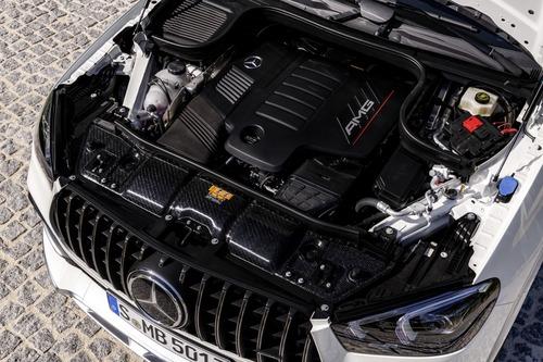 Mercedes GLE Coupé 2020: primo contatto con il SUV sportivo (8)