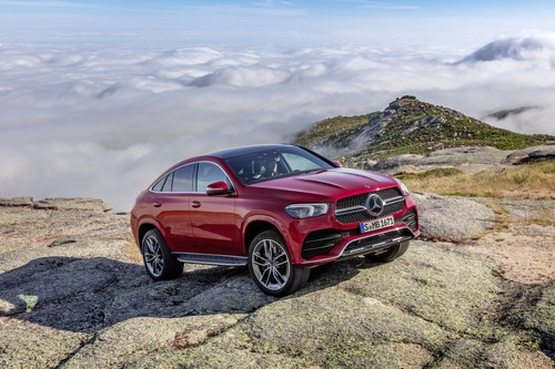 Mercedes GLE Coupé 2020: primo contatto con il SUV sportivo (7)