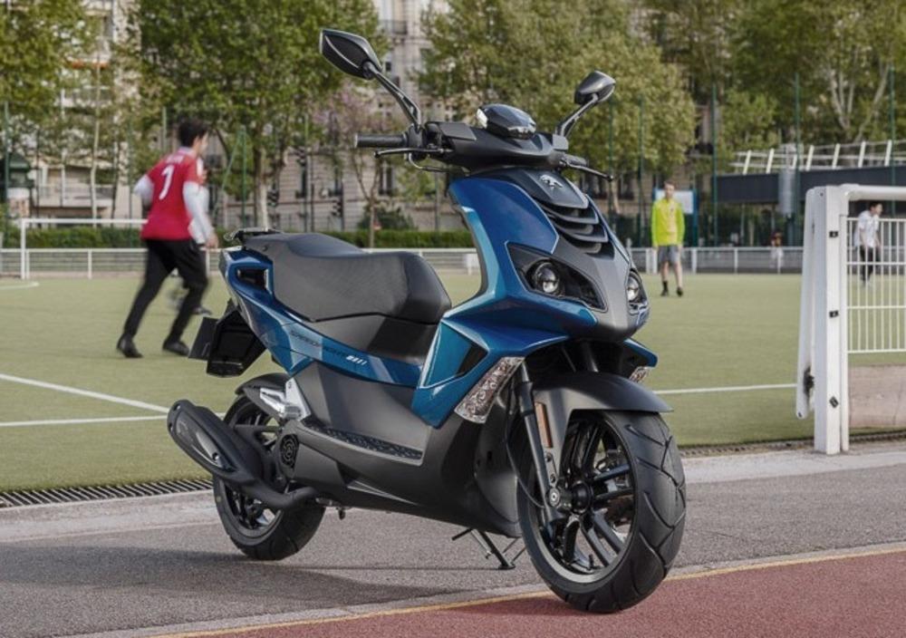 Peugeot Speedfight 4 50 2t (2018 - 20) (2)