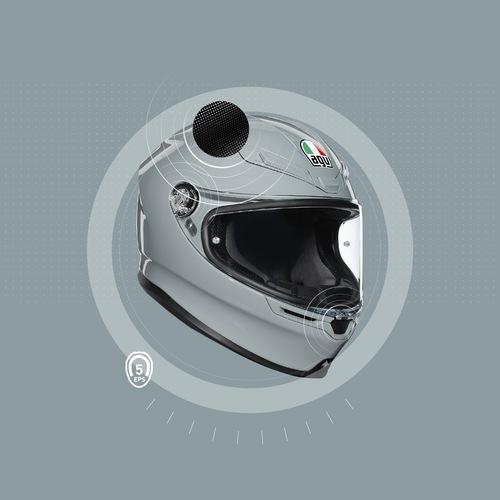 AGV K6: nuovo casco sport-touring  (2)