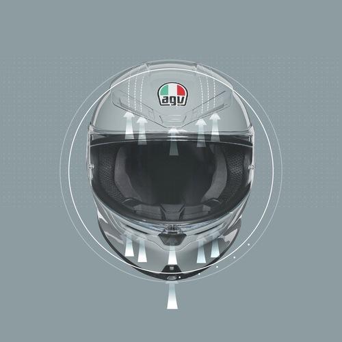 AGV K6: nuovo casco sport-touring  (6)